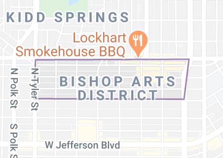 The Bishop Arts District