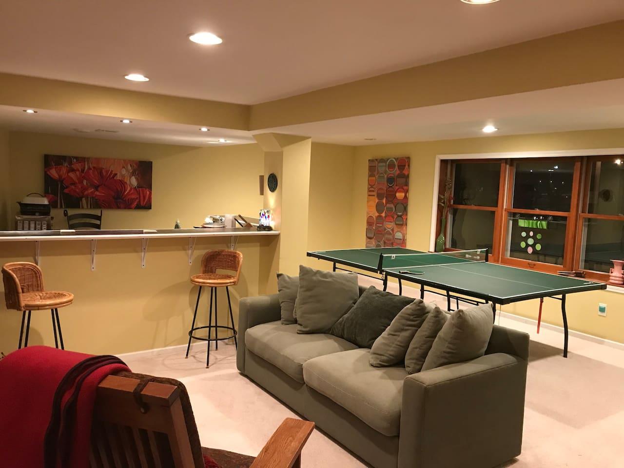 Entire Guest Suite