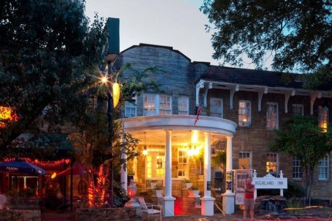 The Highland Inn
