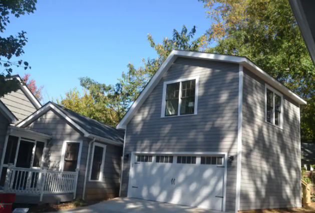 New Construction Carriage House